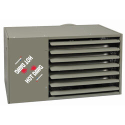 HD100 Hot Dawg Natural Gas Power Vented Heater, 2 Stage (100,000 BTU) Product Image
