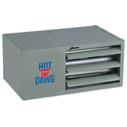 HDS125 Hot Dawg NG Separated Combustion Heater (125,000 BTU) Product Image