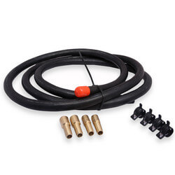 Kick Space Heater Hose Kit for K42, K84 or K120