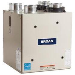 HRV80T, 380 CFM Flex Series Heat Recovery Ventilator w/ Top Ports Product Image