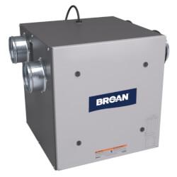 HRV90S, 90 CFM Flex Series Heat Recovery Ventilator w/ Side Ports Product Image