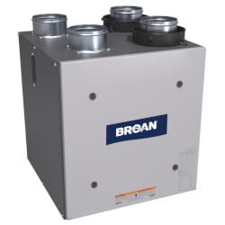 HRV90T, 90 CFM Flex Series Heat Recovery Ventilator w/ Top Ports Product Image