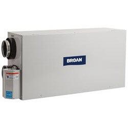 HRVH100S, 100 CFM High Efficiency Heat Recovery Ventilator w/ HEPA Product Image