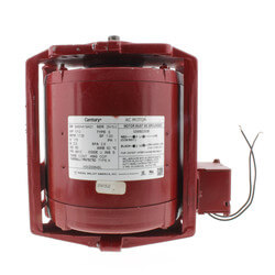48YZ Drip Proof Hot Water Circulator Pump Motor (115V, 1725 RPM, 1/12 HP) Product Image