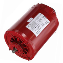 48Z Cushion Ring Hot Water Circ. Pump Motor (1725 RPM, 1/6 HP, 3.4 A) Product Image
