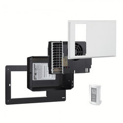 HWC101K Complete Electric Wall Heater Kit w/ Stat, 1000W (120V) Product Image