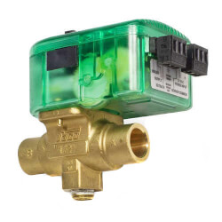 "3/4"", 2 Way Outdoor Reset I-Series Mixing Valve w/ Sensor"