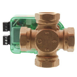 "1"", 4 Way Setpoint I-Series Mixing Valve (Threaded) Product Image"