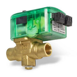 """1"""", 2 Way Outdoor Reset<br>I-Series Mixing Valve<br>(Sweat) Product Image"""