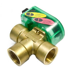 "1"", 3 Way Outdoor Reset I-Series Mixing Valve (Sweat)"