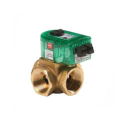"1-1/4"", 4 Way Outdoor Reset I-Series Mixing Valve (Threaded) Product Image"