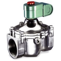 "1"" Internal Pilot Operated Solenoid Valve, 1,119,000 BTU Max (120v)"