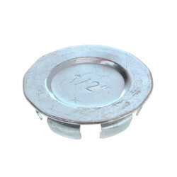 """1/2"""" Knock Out Seal Electrical Connector Product Image"""