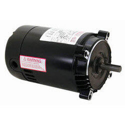 56J 3-Phase NEMA C-Face Pump Motor (208-230/460V, 3450 RPM, 3/4 HP) Product Image