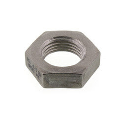 "T304 3/8"" Stainless Steel Locknut Product Image"