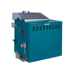 5006B, 241,000 BTU Commercial Atmospheric Vent Gas-Fired Steam Boiler (NG)