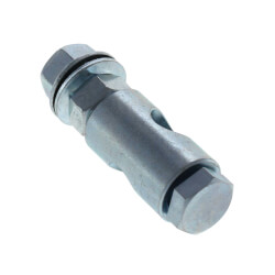"""Ball Joint for<br>KH8 Crankarm (5/16"""")<br>(Zinc Plated Steel) Product Image"""