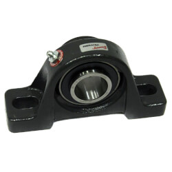 "Ball Bearing Pillow Block (1-3/16"" Bore Dia.) Product Image"