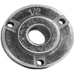 "Hex and Round Hub with 3/8"" Bore Product Image"