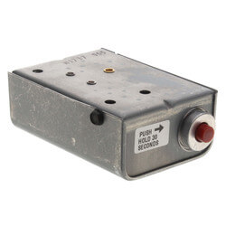SPST Manual Reset Pilot Switch w/ Non-100% Shutoff Product Image