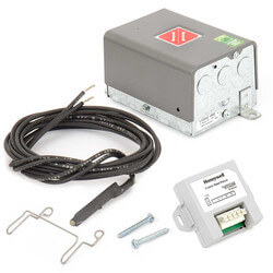 120 Vac Oil Electronic Aquastat Controller w/ Outdoor Reset Module
