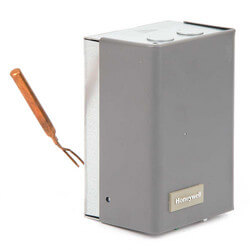 High Limit Triple Vertical Mount Aquastat Relay, High = 10°F Diff, Low = 10-25°F Adj Differential