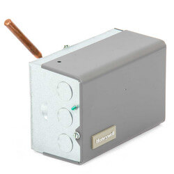 High Limit Horizontal Mount Aquastat Relay, 8°F differential