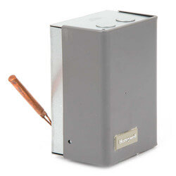 High Limit Vertical Mount Aquastat Relay, 15°F differential w/ 50VA Transformer