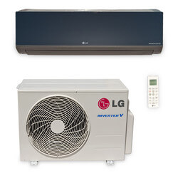 9,000/10,800 BTU Cool/Heat - Art Cool Mirror Single Zone Mini-Split Air Conditioner - Heat Pump, Inverter