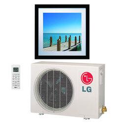 11,200 BTU Art Cool Gallery 1 Zone AC/Inverter Heat Pump Package Product Image