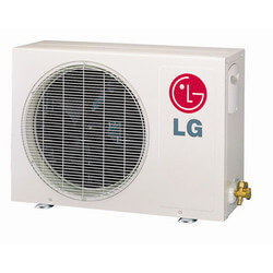 9,000 BTU Art Cool Gallery<br>1 Zone AC/Inverter Heat Pump (Outdoor Unit) Product Image