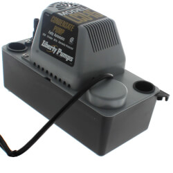 1/50 HP Automatic Condensate Removal Pump - 115v - 6 ft Cord