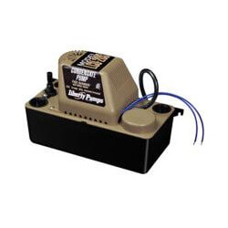 1/30 HP Auto Condensate Removal Pump w/ Safety Switch - 208-230v, 6' Cord Product Image