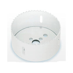 "33L - 2-1/16"" Bi-Metal Hole Saw"