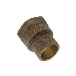 "1/2"" x 1/2"" C x IPS Reamed Adapter (Lead Free) Product Image"