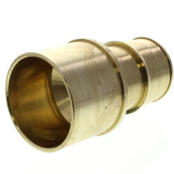 "2"" ProPEX Copper Pipe Adapter (Lead Free Brass) Product Image"
