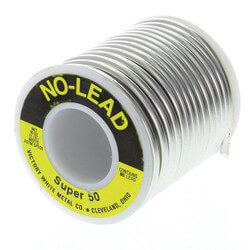 Lead Free Solder Super 50, 1 lb. Spool (LFS) Product Image