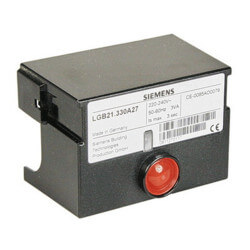 Gas Burner Control (220V) Product Image