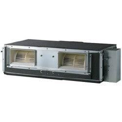 36,000 BTU 17.6 SEER Mini<br>Split System Concealed<br>Duct Heat Pump (Indoor) Product Image