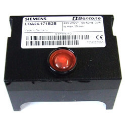 Burner Control w/ Relay (220V) Product Image