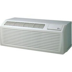 9,500 BTU Packaged Terminal Air Conditioner<br>Heat/Cool (3.5kW) Product Image