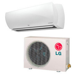 1-Zone Heat/Cool Multi-Split Package 26 Seer 12,000 BTU