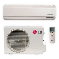 11,500 BTU Ductless Single Zone Mini-Split Heat Pump & Air Conditioner
