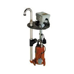 2 HP 2-Stage Grinder Pump Retro-Fit System for E-One GP200 & GP2000 Product Image