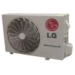 19 SEER Inverter Value Line (MEGA) Heat Pump (Outdoor Unit) Product Image