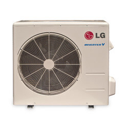 9,000 BTU Ductless<br>1 Zone AC/Inverter<br>Heat Pump (Outdoor Unit) Product Image