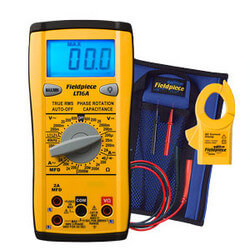 LT16A, Classic Style Digital Multimeter<br>w/ Phase Rotation Product Image