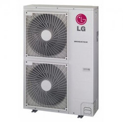 36,000 BTU 17.6 SEER Mini<br>Split System Concealed<br>Duct Heat Pump (Outdoor) Product Image
