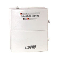 LuxPro Heat & Cool Mechanical Thermostat Product Image