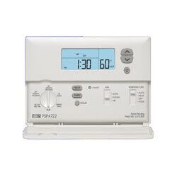 7 Day Programmable Thermostat (2 Heat - 2 Cool)